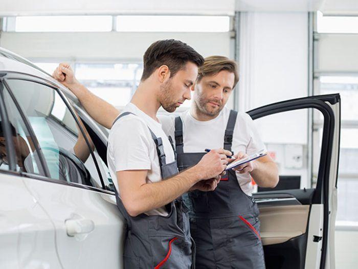 Duties of a Car Mechanic