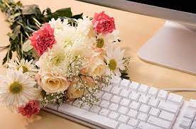 The ease and benefits of ordering flowers online