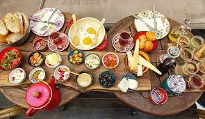 Turkish food – a guide to breakfast
